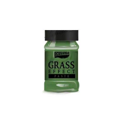 """Паста декор. """"Pentart"""" 34743 для эффекта травы 100мл зел. **"""