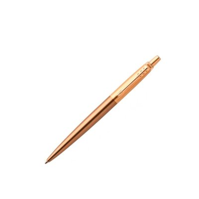 """Ручка """"Parker"""" гел. Jotter Luxury West End Brushed Gold + шар.стерж. 18 135"""