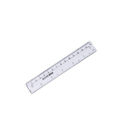 Линейка пластиковая 15 см Economix E81310
