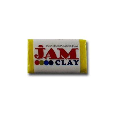 """Глина полимерная """"Jam Clay"""" 18300 20 г лимон"""