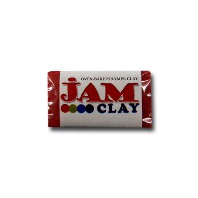 """Глина полимерная """"Jam Clay"""" 18401 20 г клубничного цвета"""