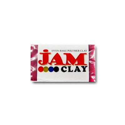 """Глина полимерная """"Jam Clay"""" 18503 20 г ягодный цвет"""