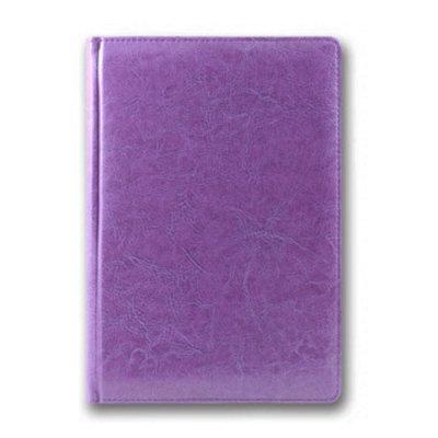 """Ежедневник """"BRISK"""" недатированный А5 3В-43 """"Sarif"""" (176 л) фиолетовый"""