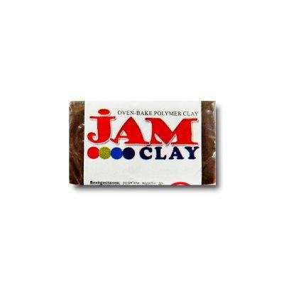 """Глина полимерная """"Jam Clay"""" 18802 20 г темно-шоколадый"""