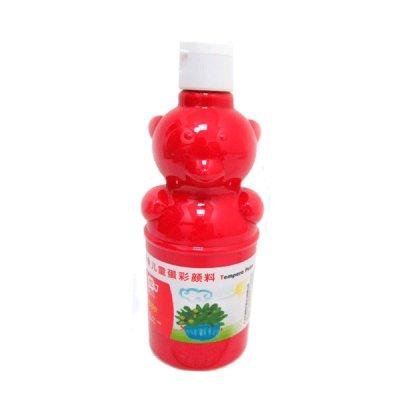Краска Tempera 520мл FTP520-140 красная **
