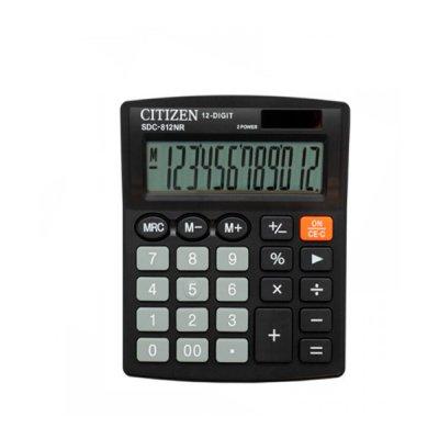 """Калькулятор """"Citizen"""" SDC-812 NR 12р."""