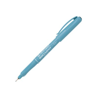 """Ручка-линер """"Centropen"""" 2631 (0,3) черн."""