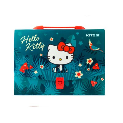 "Портф. пл. А4 ""Kite"" HK19-209 ""Hello Kitty"""