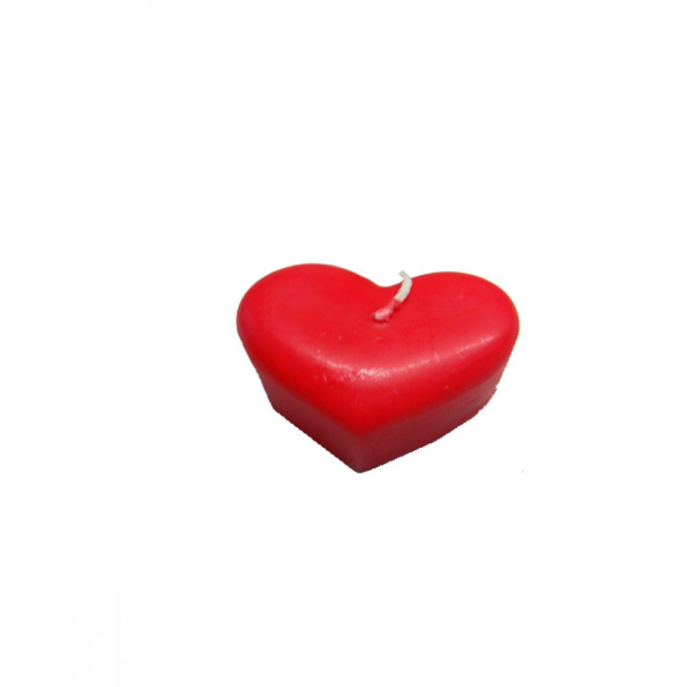 """Свеча """"Сердце"""" 3х7,5см **"""