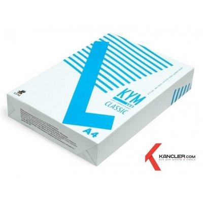 Бумага  А4 KYM LUX Classic С 80г/м2 500л Ф2