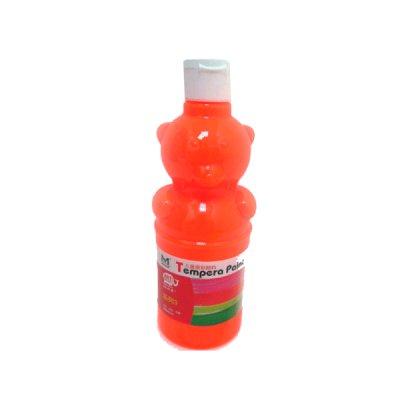Краска Tempera 520мл FTP520-116 неон оранж. **