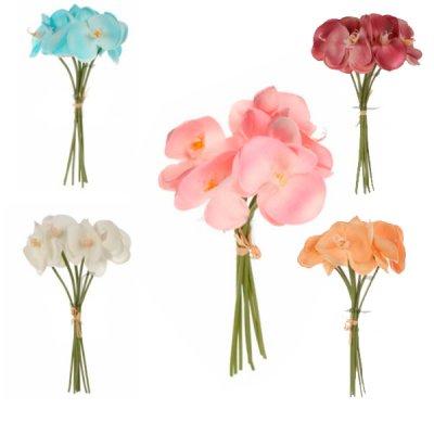 Букет цветов Декор. Орхидея 5-45921 Mix. **