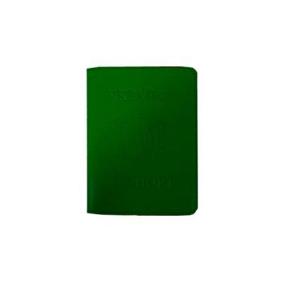 Обложка для паспорта Sarif ОВ-18 зеленая