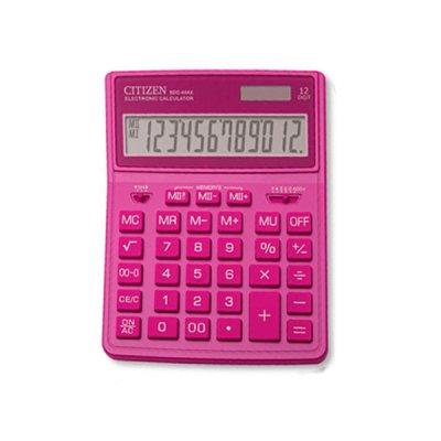 "Калькулятор ""Citizen"" SDC-444 XRPKE-pink 12р."