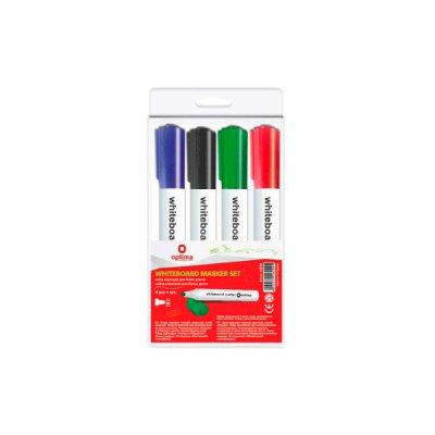 Набор маркеров Optima O16212 для доски (4 шт)
