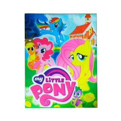 """Раскраска А4 (6 л) """"К""""  """"My little Pony-2"""""""