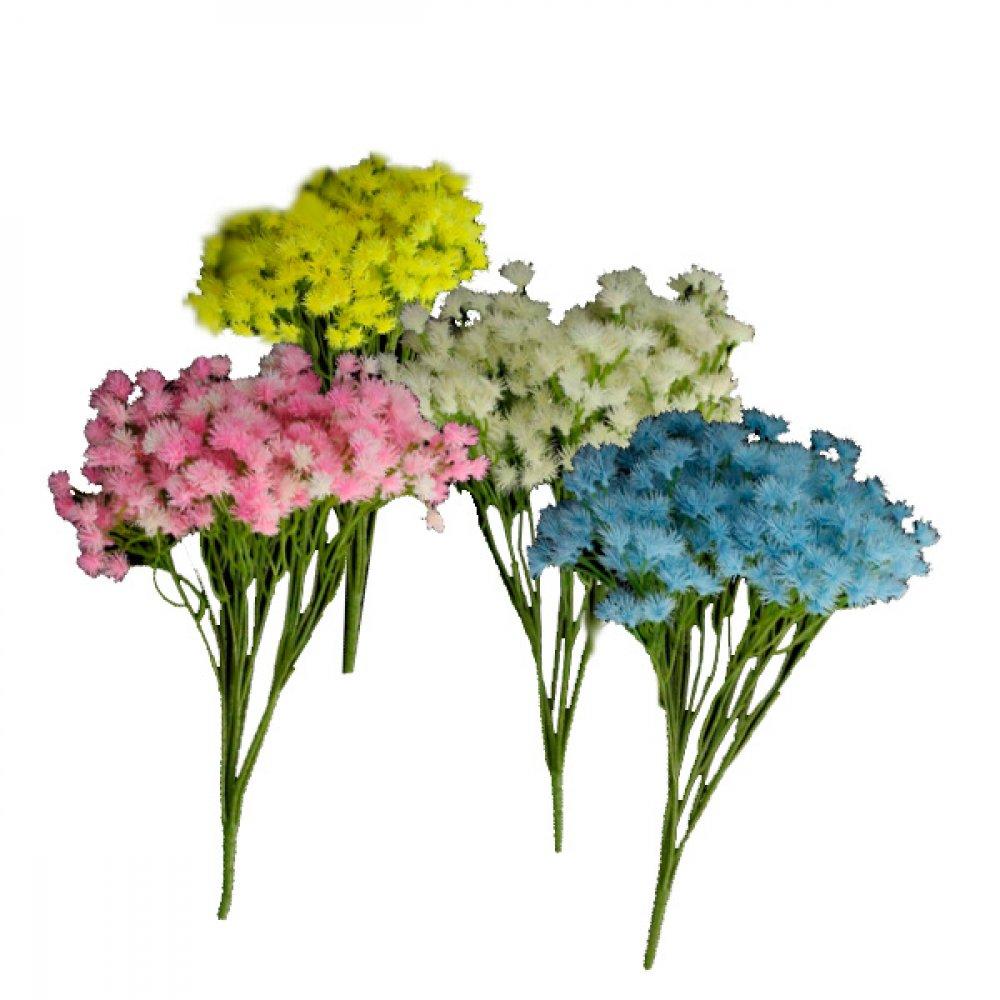 Букет цветов Декор. Полевые цветы 5-53421/53414 Mix. **