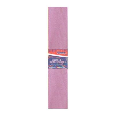 Бумага гофрированная Krepina 100% 8026 светло-фиолетовый