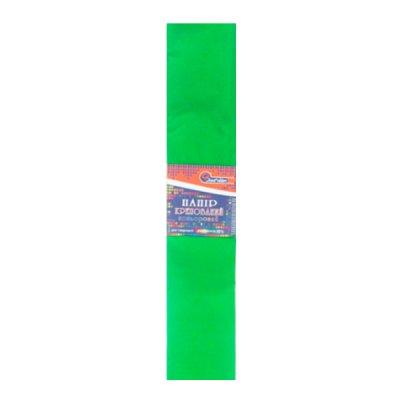 Бумага гофрированная Krepina 100% 8041 темно-салатотвая