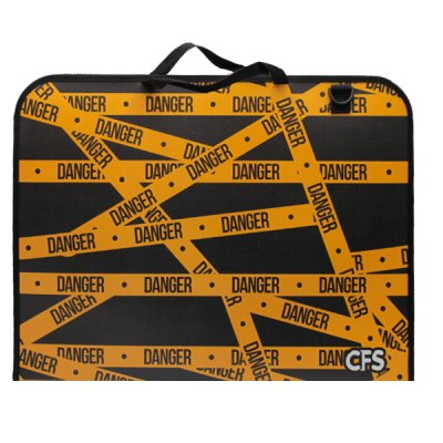 Портфель пластиковый А3 CFS CF30003-04  на липучке