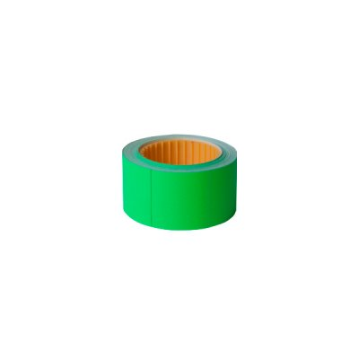 """Ценник прямоуг.  30х40 """"BuroMAX"""" 282113-04 (150шт) 4,5м зел."""