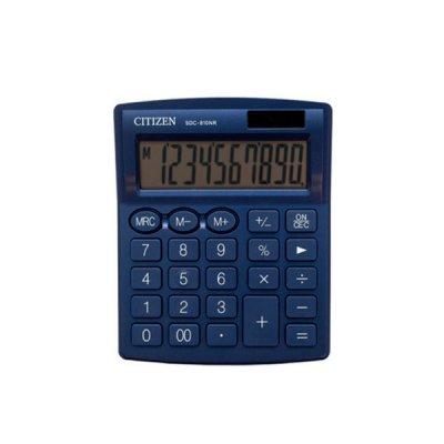 """Калькулятор """"Citizen"""" SDC-810 NRNVE-navy 10р."""