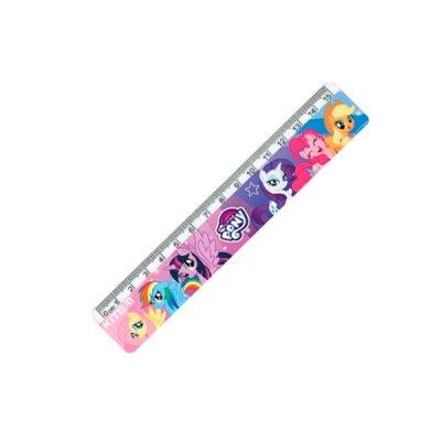 """Линейка пл. 15см """"Kite"""" LP19-090 """"Little Pony"""""""