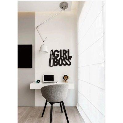 """Картина """"Girl Boss"""" 600х440  Панно 348 """"Kancler"""" **"""