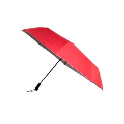 Зонт Economix E98406-03 Favorite автомат красн.