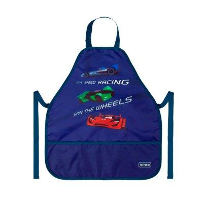 Фартук для трудов + нарукавниеи Kite K20-161-9 Fast cars **
