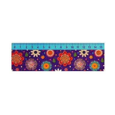 "Закладка для книг ""Цветы"" 3-20 (5шт)"