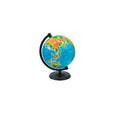 Глобус 11 см физический