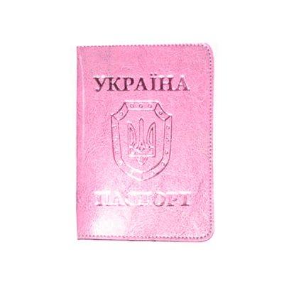 Обложка  Паспорт  Sarif ОВ-8 розовая