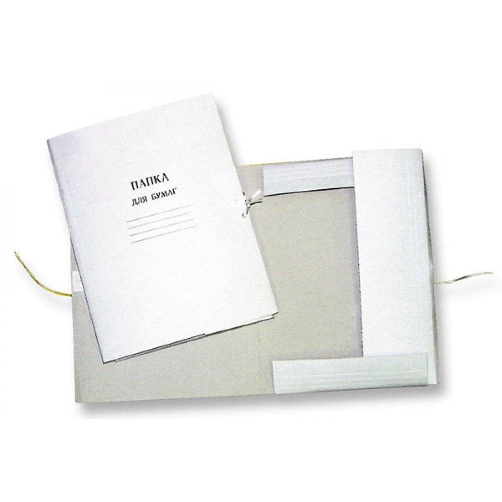 "Папка карт.  А4 0,35 ""Kancler"" на зав. (1шт)  **"