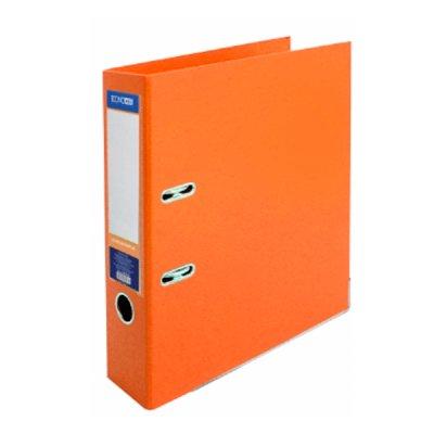 Сегрегатор А4 70 мм Economix LUX E39723-06 (С) оранжевый **