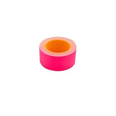 Ценник прямоугольный 30х20 BuroMAX 282104-29 (300 шт) 6 м малиновый