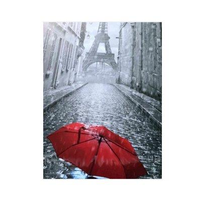 """Набор картина по номер. 40х50 """"Зонт в Париже """" 11207-АС **"""