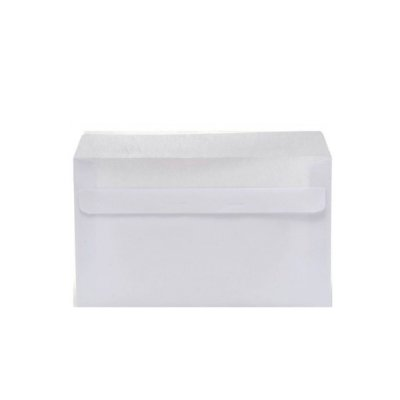 Конверт 162х229 С5 СКЛ белый 75 гр (3452)
