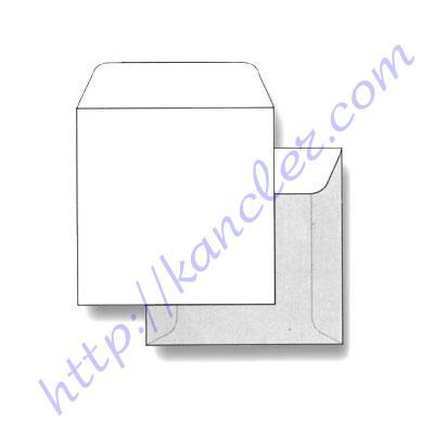 Конверт для дисков CD СКЛ бел 80гр (6040)