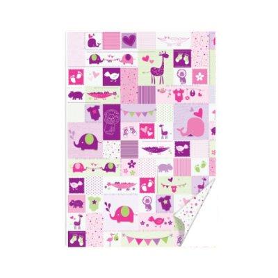 "Бумага для дизайна ""Heyda"" А4 300 г/м2 ""Детский"" 204771752 розовая"