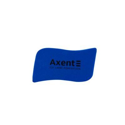 "Губка для доски ""Axent"" 9804-02 с магнитом синяя"