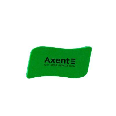 """Губка для доски """"Axent"""" 9804-05 с магнитом зеленая"""