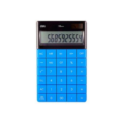 """Калькулятор """"Deli"""" 1589-BI 12р. гол."""