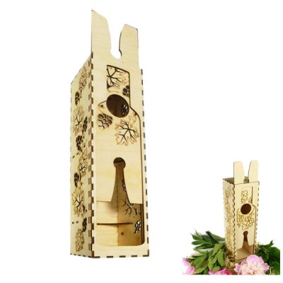 """Декоративная коробка для вина """"Kancler"""" Лоза**"""
