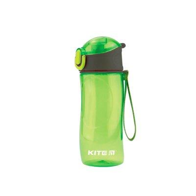 Бутылка для воды Kite К18-400-01 530мл зел.