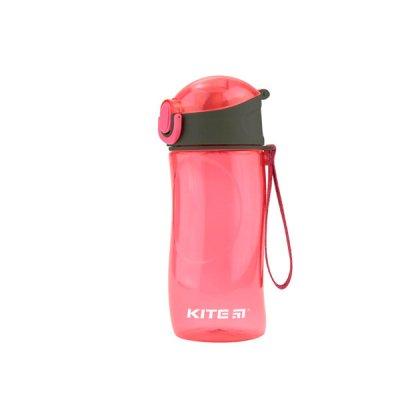 Бутылка для воды Kite К18-400-02 530мл роз.