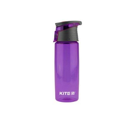 """Бутылка для воды """"Kite"""" К18-401-05 550 мл фиолетовая **"""