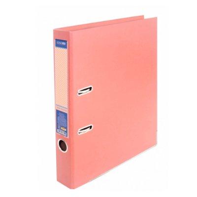 Сегрегатор А4 50 мм Economix LUX E39722-89 (С) пастельно розовый **