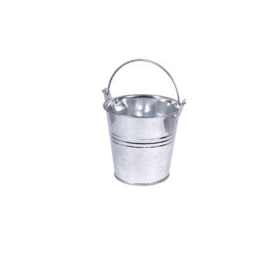 Ведро оцинкованное декоративное 5,5 см