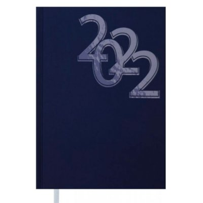 Ежедневник BuroMax 2022 OFFICE А5 BM2164-02 синий